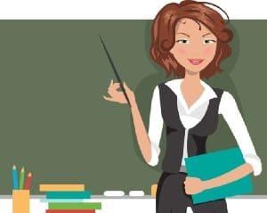 Картинка к слову учитель