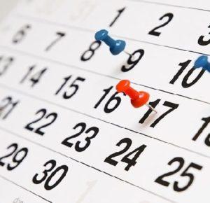 Картинка к слову календарь