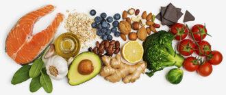 Картинка синквейн здоровое питание