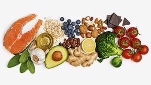 Картинка синквейн на тему питание