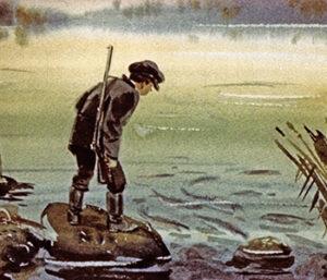 Картинка к слову Васюткино озеро