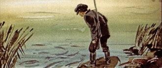 Картинка Васюткино озеро